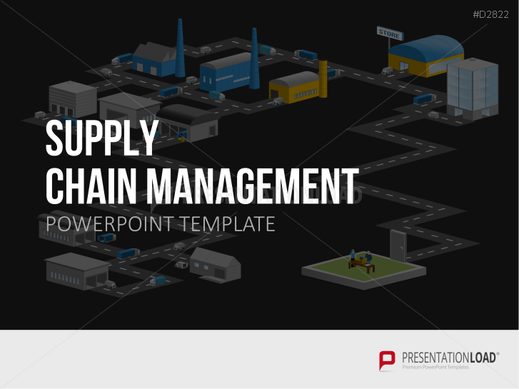 Supply Chain Management _https://www.presentationload.com/supply-chain-management-powerpoint-template.html