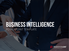 Business Intelligence _https://www.presentationload.com/business-intelligence-powerpoint-template.html
