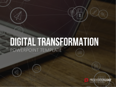Digital Transformation _https://www.presentationload.com/digital-transformation-powerpoint-template.html