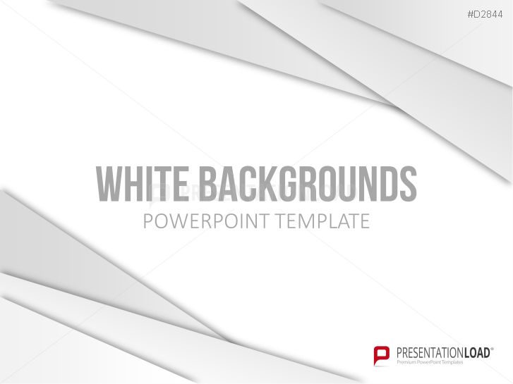 White Backgrounds _https://www.presentationload.de/white-backgrounds.html