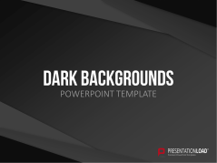 Dark Backgrounds _https://www.presentationload.de/dark-backgrounds.html