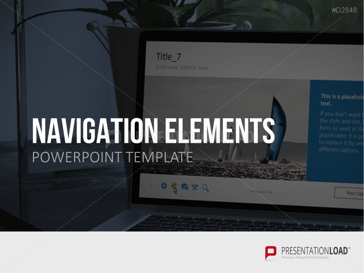 Navigation Elements _https://www.presentationload.es/navigation-elements-powerpoint-plantilla.html