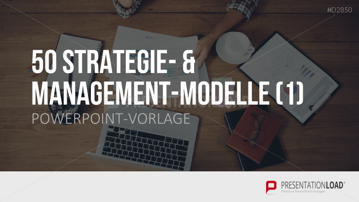 50 Strategie- & Management-Modelle Teil 1