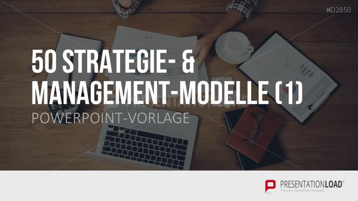 50 Strategie- & Management-Modelle Teil 1
