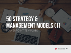 50 Modèles de Stratégie & Gestion Part 1 _https://www.presentationload.fr/50-strategy-and-management-models-powerpoint-template-fr.html