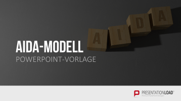 AIDA-Modell _https://www.presentationload.de/aida-modell-powerpoint-vorlage.html