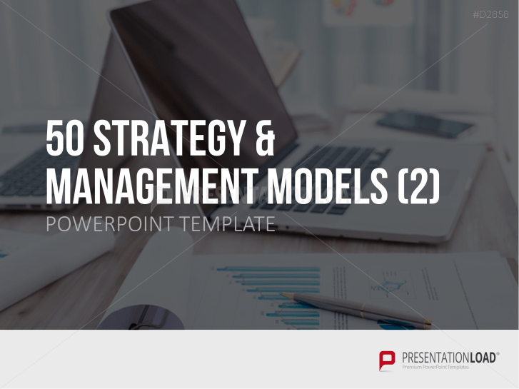 50 Strategy and Management Models Part 2 _https://www.presentationload.fr/50-strategy-and-management-models-2-powerpoint-template-fr.html