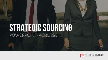 Strategic Sourcing _https://www.presentationload.de/management/Strategic-Sourcing.html