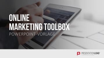 Online Marketing Toolbox _https://www.presentationload.de/neue-powerpoint-vorlagen/Online-Marketing-Toolbox.html