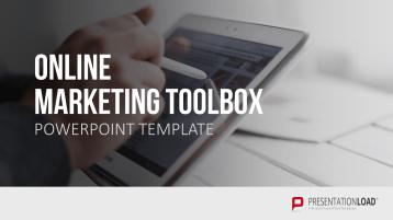 Online Marketing Toolbox _https://www.presentationload.com/en/digital-marketing-ppt-presentations/Online-Marketing-Toolbox.html