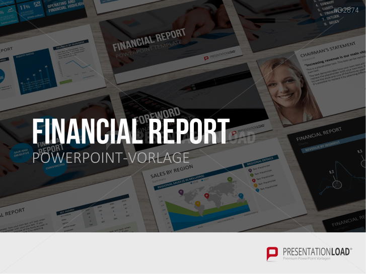 Financial Report _https://www.presentationload.de/financial-report.html