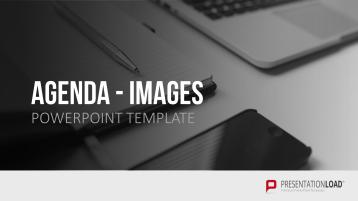 Agenda Images _https://www.presentationload.de/neue-powerpoint-vorlagen/Agenda-Images.html