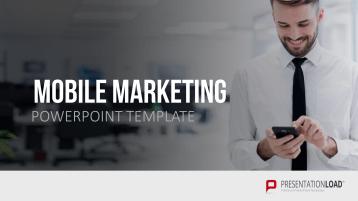 Mobile Marketing _https://www.presentationload.com/mobile-marketing-powerpoint-template.html