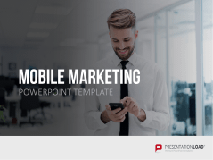 Mobile Marketing _https://www.presentationload.com/mobile-marketing-powerpoint-template.html