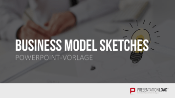 Business Model Sketches _https://www.presentationload.de/management/Business-Model-Sketches.html