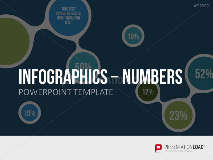 Infographies – Nombres _https://www.presentationload.fr/infographic-template-numbers-fr.html