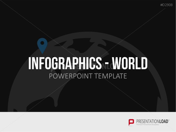 Infographies – Monde _https://www.presentationload.fr/infographic-template-world-fr.html