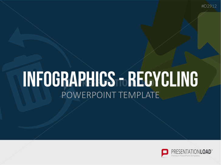 Infographics Recycling _http://www.presentationload.com/infographic-templates-recycling.html