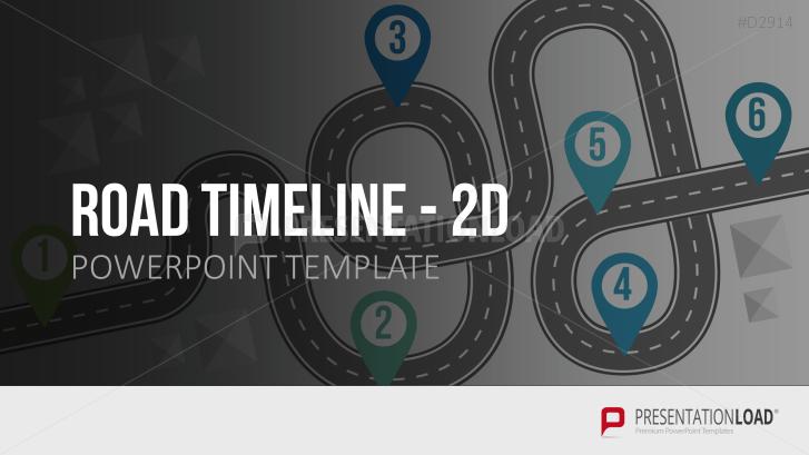Road Timeline 2D