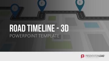 Road Timeline 3D