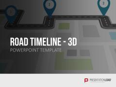 Road Timeline 3D _https://www.presentationload.de/road-timeline-3d.html