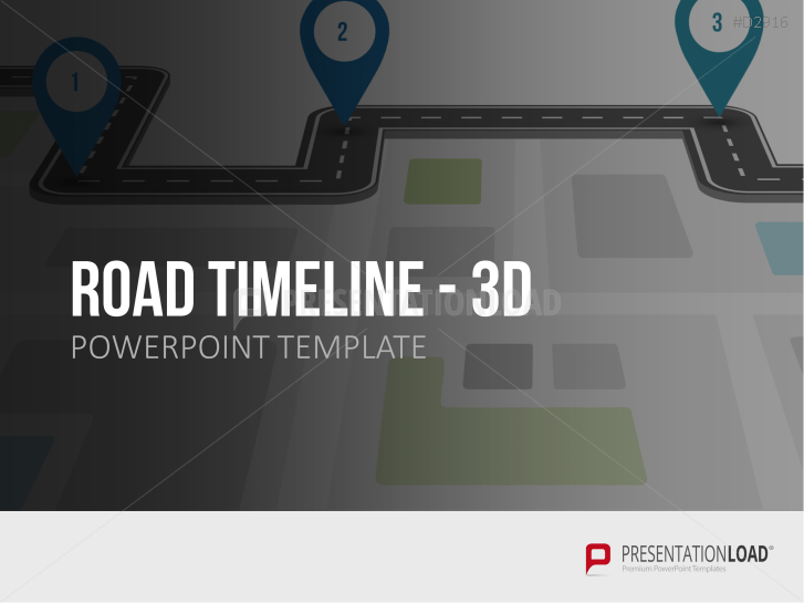 Road Timeline - 3D _https://www.presentationload.es/road-timeline-3d-oxid-2.html