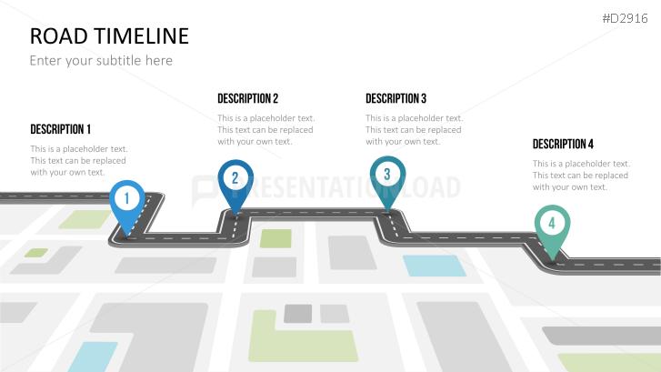 Road Timeline - 3D