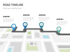 Road Timeline - 3D _https://www.presentationload.com/road-timeline-3d-oxid.html