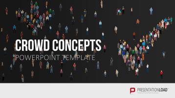 Crowd Concepts _https://www.presentationload.de/crowd-concepts.html