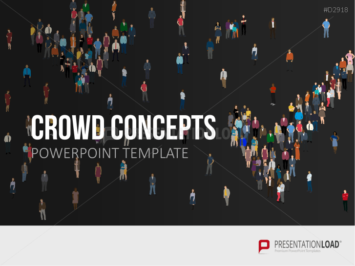 Crowd Concepts _https://www.presentationload.de/crowd-concepts.html