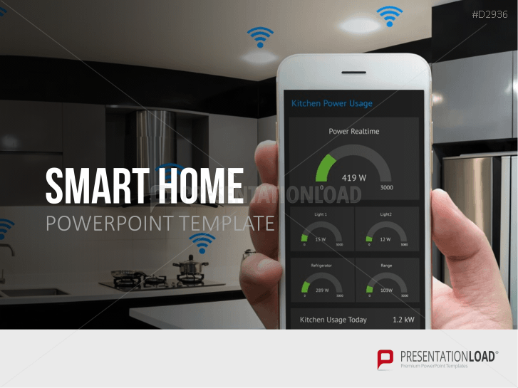 Smart Homes _https://www.presentationload.es/smart-homes.html