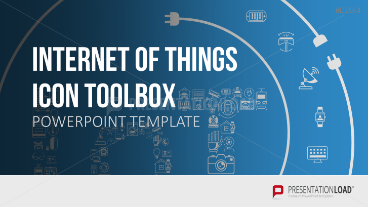 Internet of Things Icon Toolboox