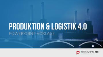 Produktion & Logistik 4.0 _https://www.presentationload.de/produkt-management-powerpoint-vorlagen/Produktion-Logistik-4-0.html