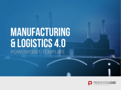 Manufacturing & Logistics 4.0 _https://www.presentationload.com/manufacturing-logistics-4-0.html