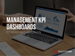 Management KPI Dashboards _https://www.presentationload.de/management-kpi-dashboards-ppt-vorlagen.html
