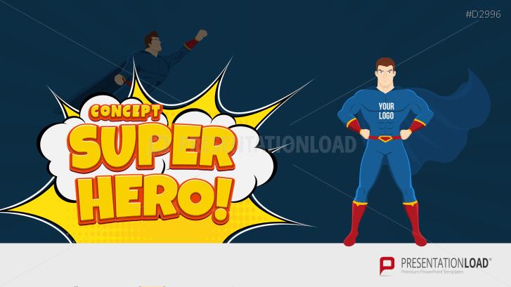 Superhero Concept