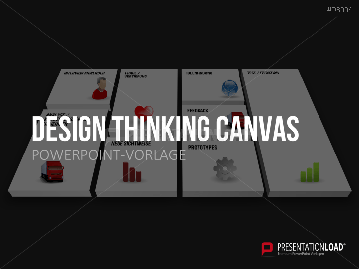Design Thinking Canvas _https://www.presentationload.de/design-thinking-canvas.html