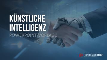 Künstliche Intelligenz _https://www.presentationload.de/neue-powerpoint-vorlagen/Kuenstliche-Intelligenz.html