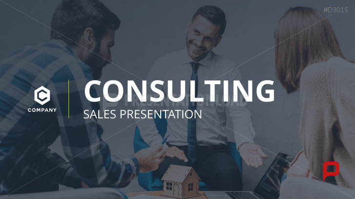 Sales Presentation – Consulting