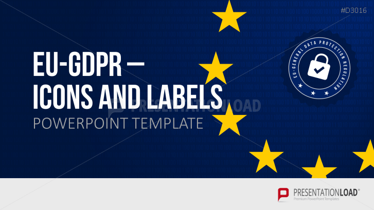EU GDPR – Icons & Seals