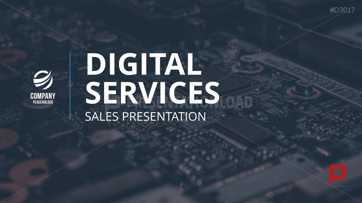 Sales Presentation – Digital Services