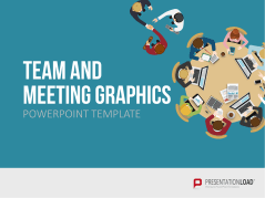 Team and Meeting Graphics _https://www.presentationload.de/team-and-meeting-graphics.html