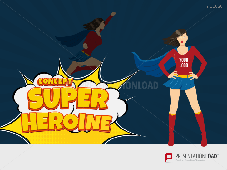 Superheroine-Concept _https://www.presentationload.de/superheroine-concept-oxid.html