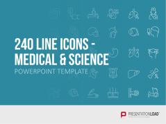 240 Line Icons - Medicine & Science _https://www.presentationload.com/en/New-Products/240-Line-Icons-Medicine-Science.html