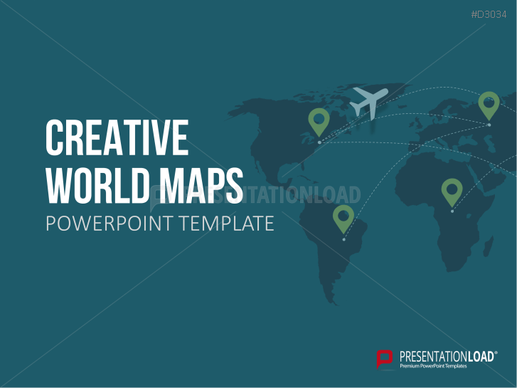 Creative World Maps _https://www.presentationload.com/powerpoint-design-world-maps.html