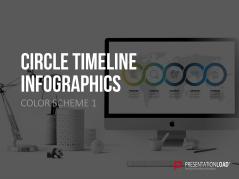 Infografía - Línea de tiempo (Círculo) _https://www.presentationload.es/es/powerpoint-diapositivas-diagramas/plazos-gantt-cartas/Infograf-a-L-nea-de-tiempo-C-rculo.html