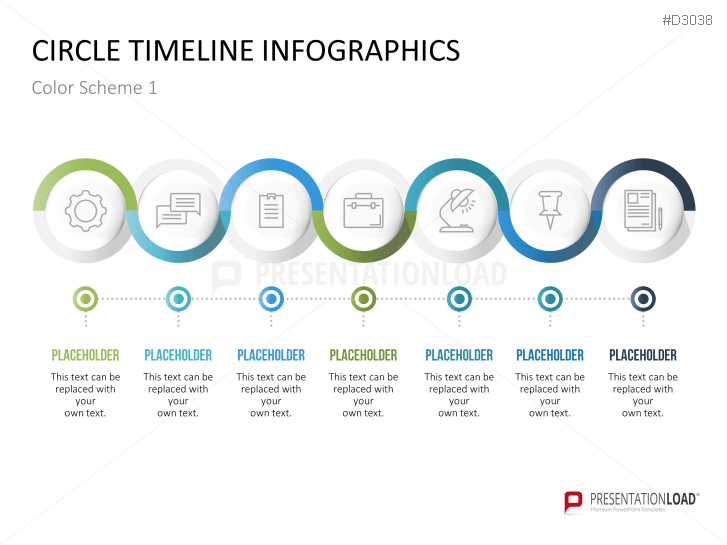 Infographic - Timeline (Circles) _https://www.presentationload.com/powerpoint-infographic-circle-timeline.html