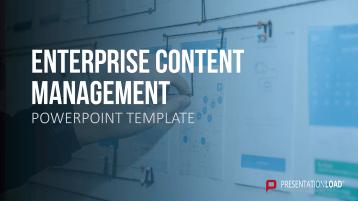 Gestión de contenido empresarial (ECM) _https://www.presentationload.es/es/management/Gesti-n-de-contenido-empresarial-ECM.html