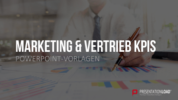Marketing & Vertrieb KPIs _https://www.presentationload.de/kpis-marketing-vertrieb-powerpoint-vorlage.html