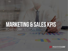Marketing & Sales KPIs _https://www.presentationload.com/kpis-marketing-sales-powerpoint-template.html